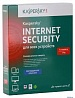 Брандмауэр Kaspersky Internet Security Multi-Device { 5 Уст-в на 1 год } ( KL1941RBEFS )