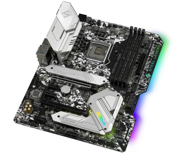 ASRock Z390 Steel Legend 3
