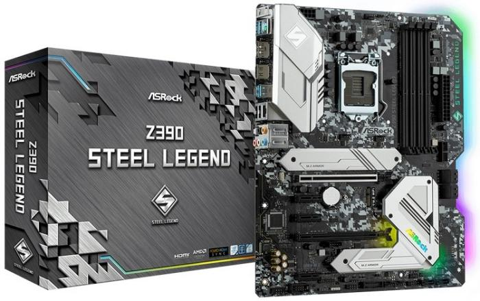 ASRock Z390 Steel Legend 1